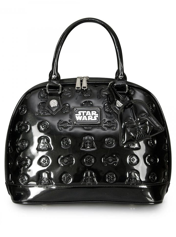 Diaper Bag Gym Bag Glow In The Dark Darth Vader Foxglove Bag