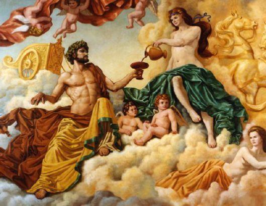 Los mejores relatos de la Mitología Griega 877742b9877edce6b358846eedb39931