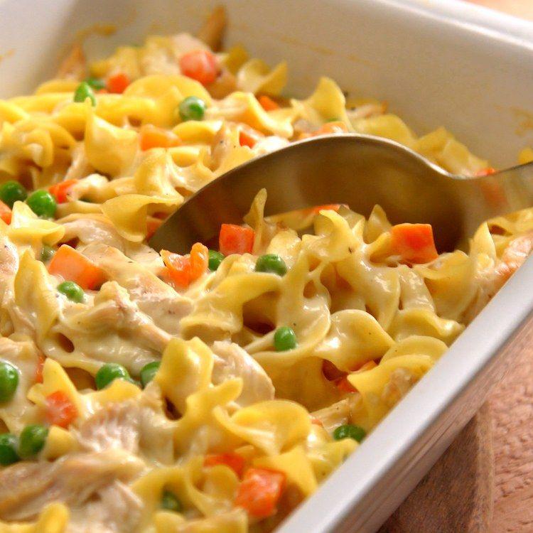 Best Chicken Noodle Casserole Recipe Chicken Noodle Casserole Chicken Noodle Casserole Recipe Noodle Casserole