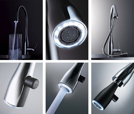 Beautiful Kitchen Faucets   7 Most Innovative Faucet Designs For 2009 Amazing Pictures