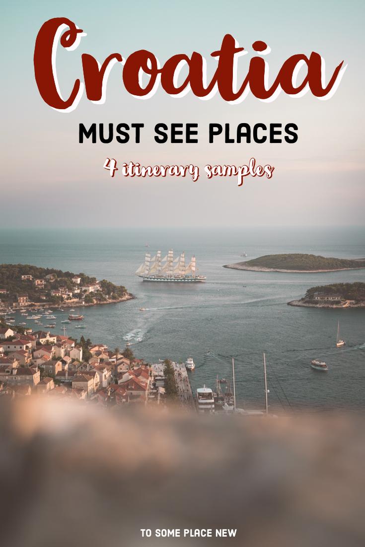 Ultimate 7 Days In Croatia Itinerary You Should Steal In 2020 Croatia Travel Destinations Croatia Travel Travel Destinations
