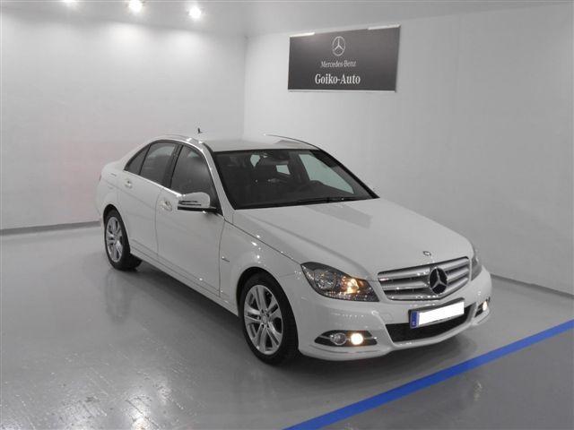 Mercedes Benz C200 Cdi Blanco Flickr Intercambio De Fotos