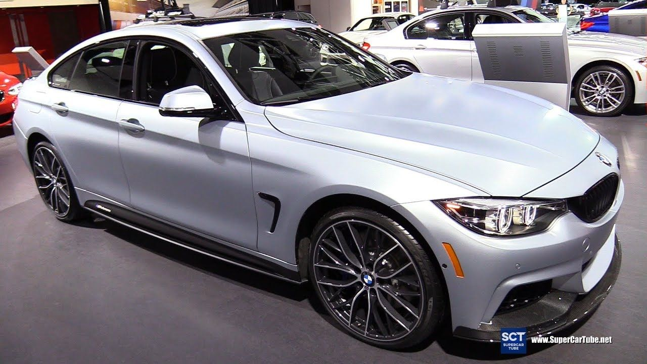 2018 Bmw 4 Series 440i Gran Coupe Exterior And Interior