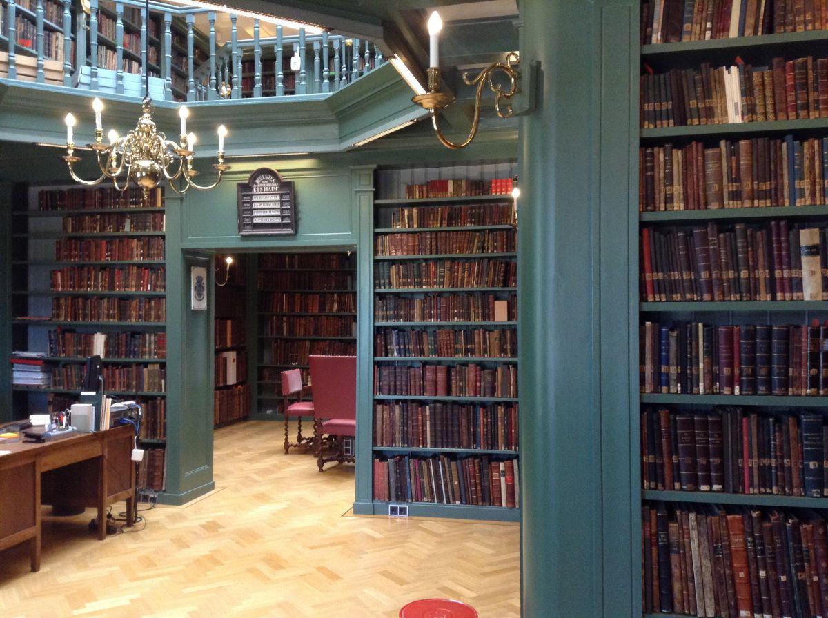 De Bibliotheek Kamer : Ideeën voor verschillende ruimten de bibliotheek denkkamer