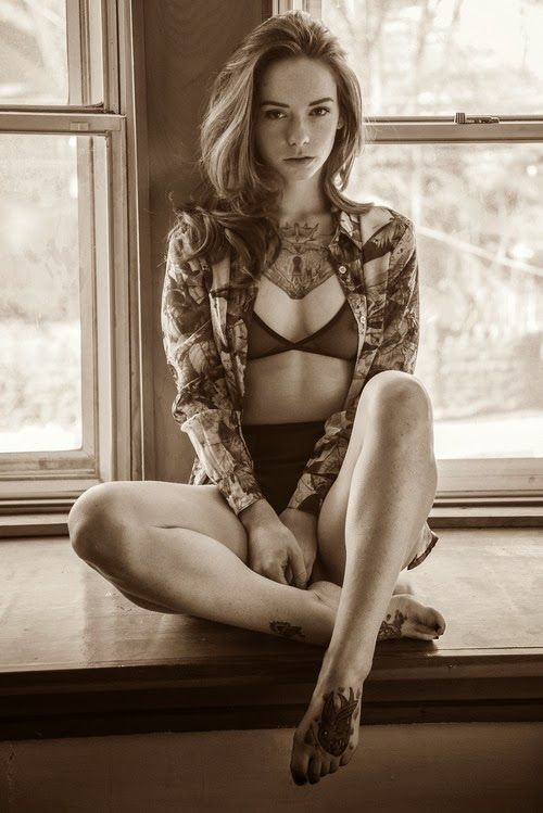 Fashion photo erotic