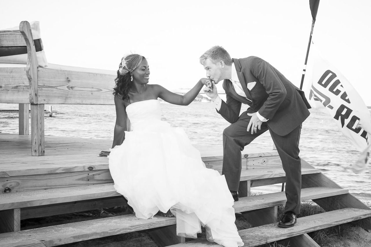 Black Girl White Boy Love: Photo