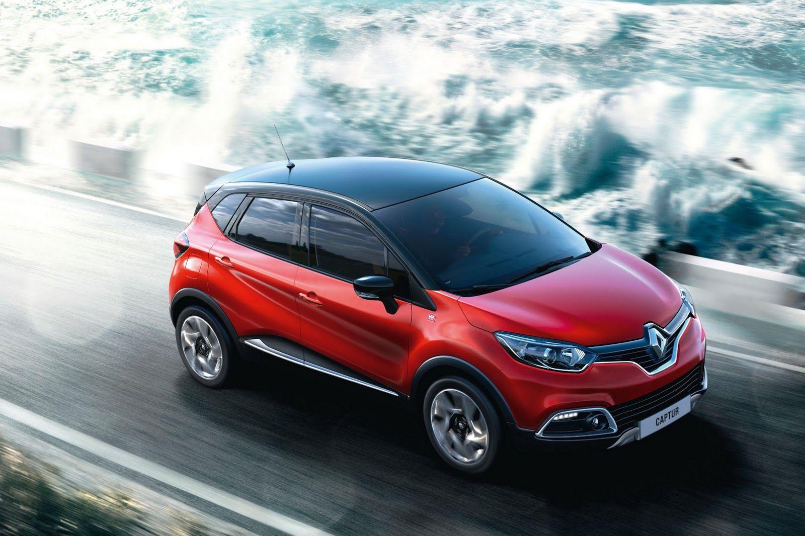 New Signature Model Takes Top Spot in Renault Captur's UK
