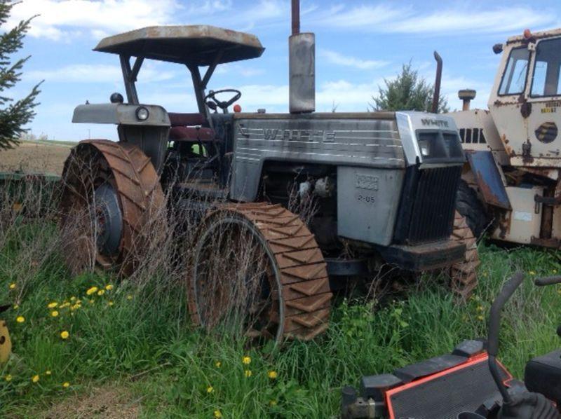 White 2 85 Tractor Aaron S Farm Equipment Penn Yan New York Fastline Tractors New Trucks Old Tractors