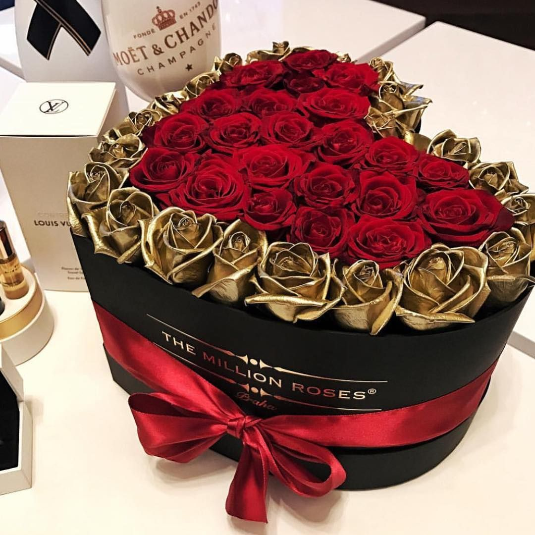 Expensive Birthday Flowers: See This Instagram Photo By @the.million.roses €� 4,900