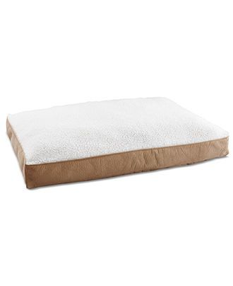 Animal Planet Pet Supplies, Large Sherpa Pet Bed - Pet Shop - for the home - Macy's