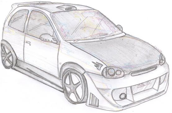 Golf gti car coloring page Coloring Pages Pinterest Golf, Free - new online coloring pages for cars