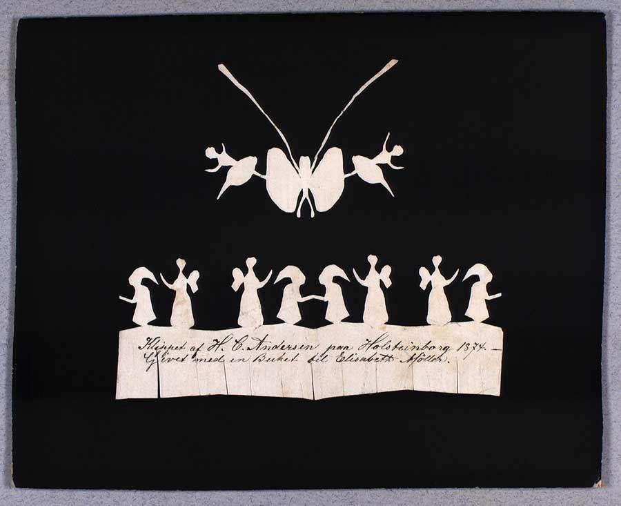 Hans Christian Andersen - Paper cuts