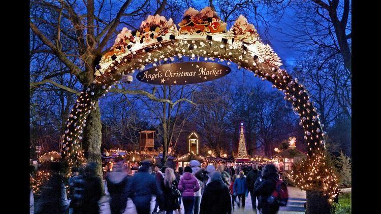 Christmas In London Is Wondrous In Hyde Park Kew Gardens St Paul S Navidad