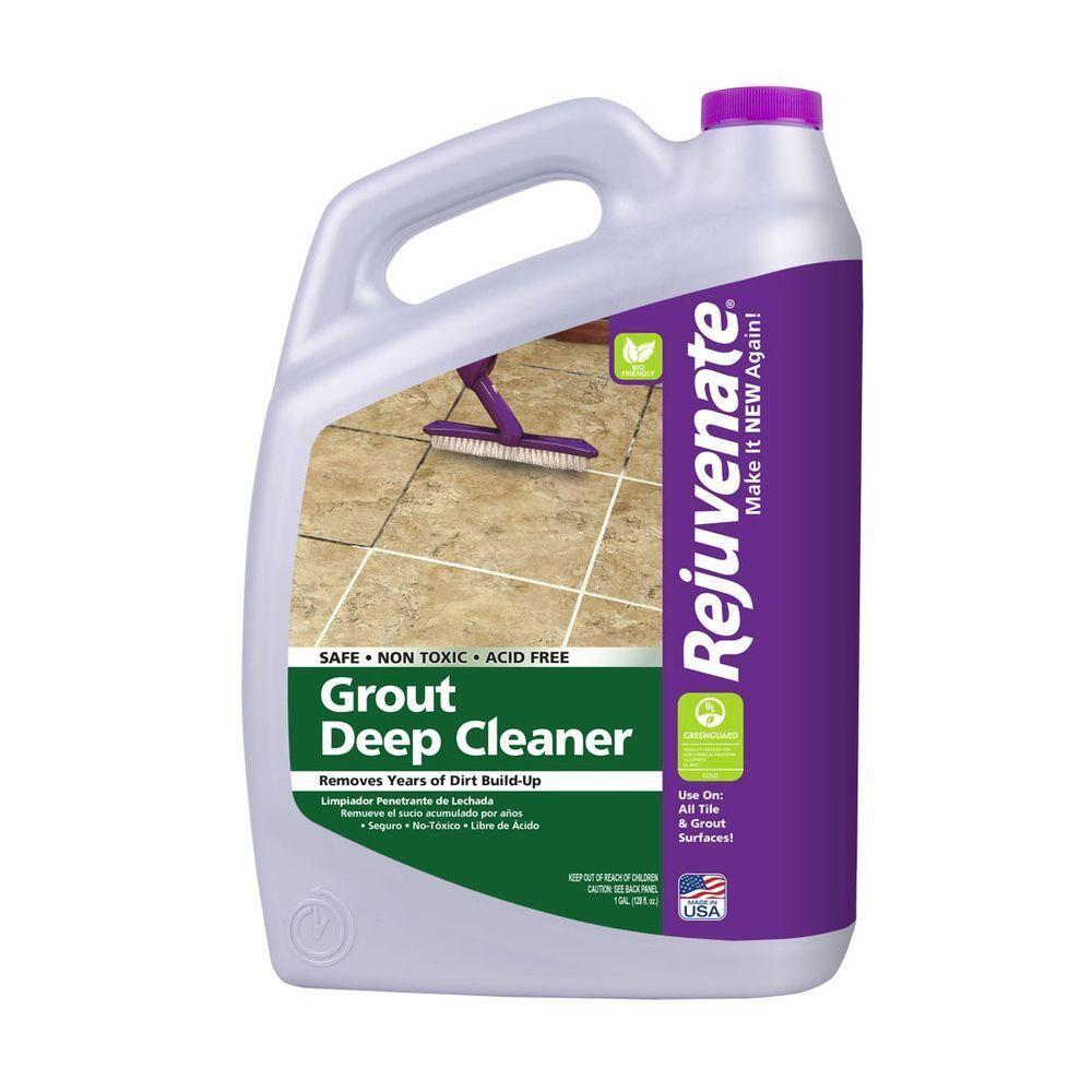 Best Way To Clean Kitchen Floor: Rejuvenate 128 Oz. Bio-Enzymatic Tile And Grout Deep