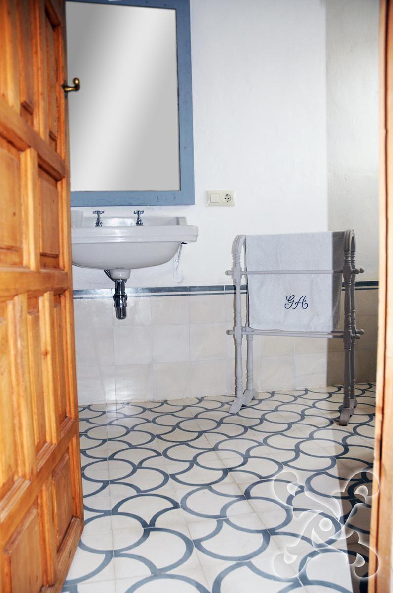 Diseños de azulejos para tu baño   Decoración