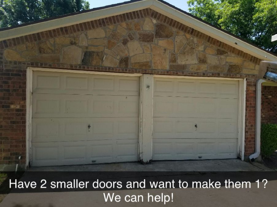 Garage Door Conversion In 2020 Small Doors Doors Door Repair