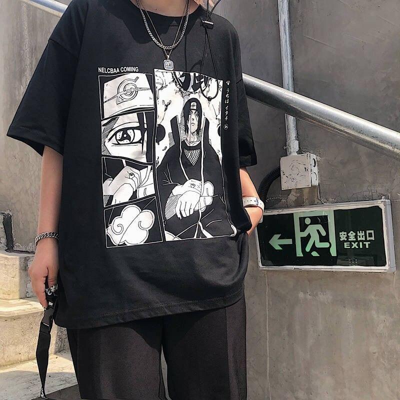 Photo of Naruto Print T-shirt