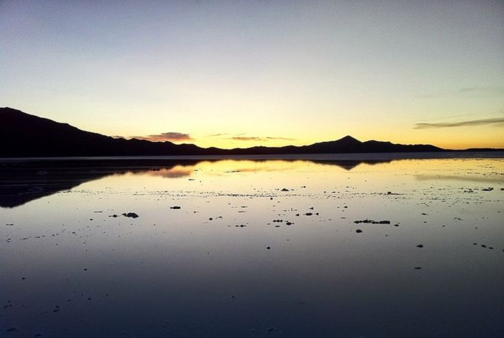 Uyuni Bolivia Night