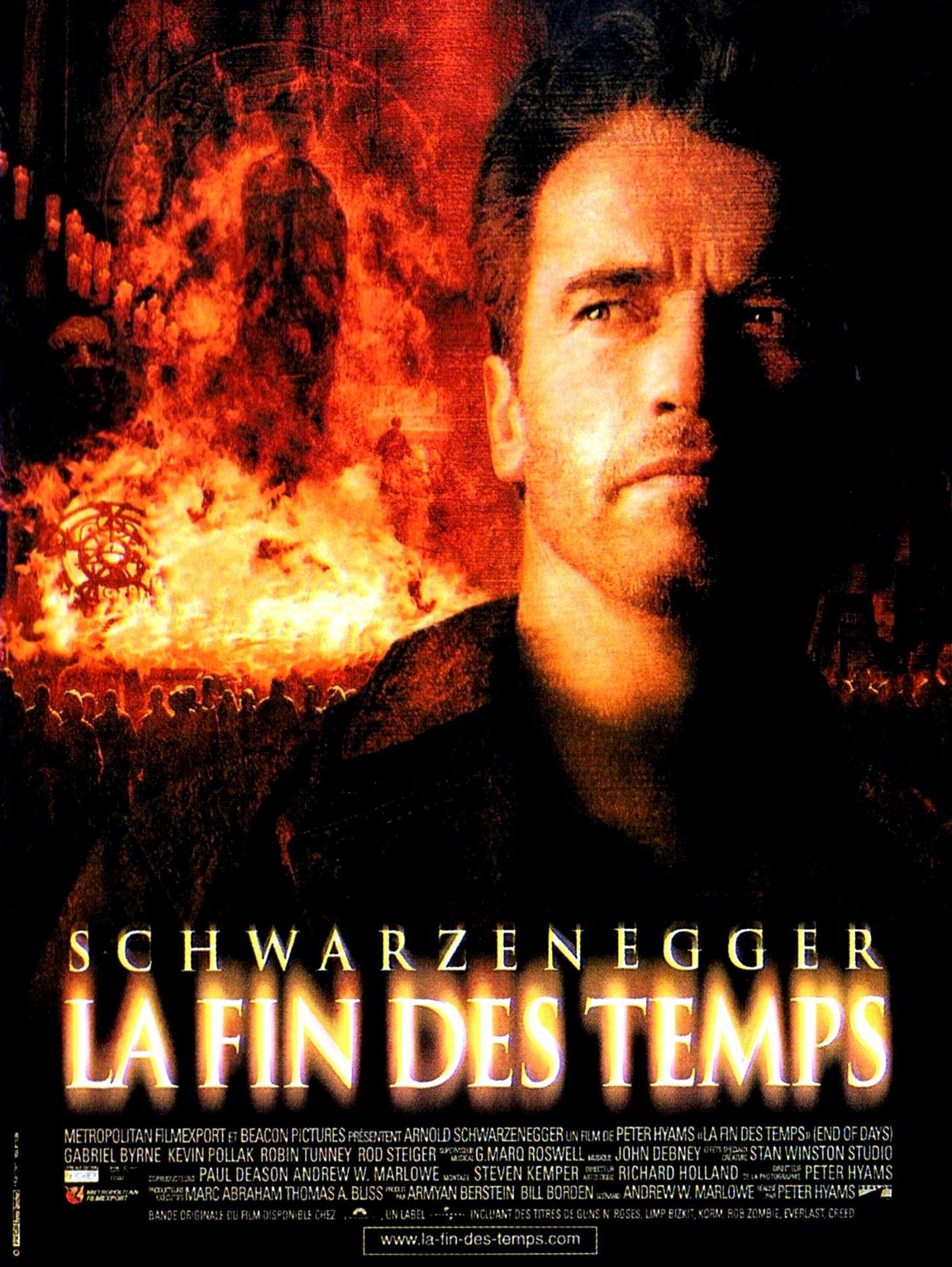 Film La Fin Des Temps : temps, Temps, Times], Peter, Hyams