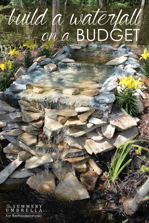 18 attractive diy backyard pond ideas for your garden garden