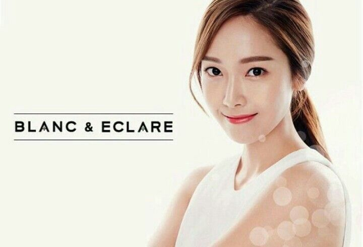 Jessica Jung for Blanc & Eclare Cosmetics