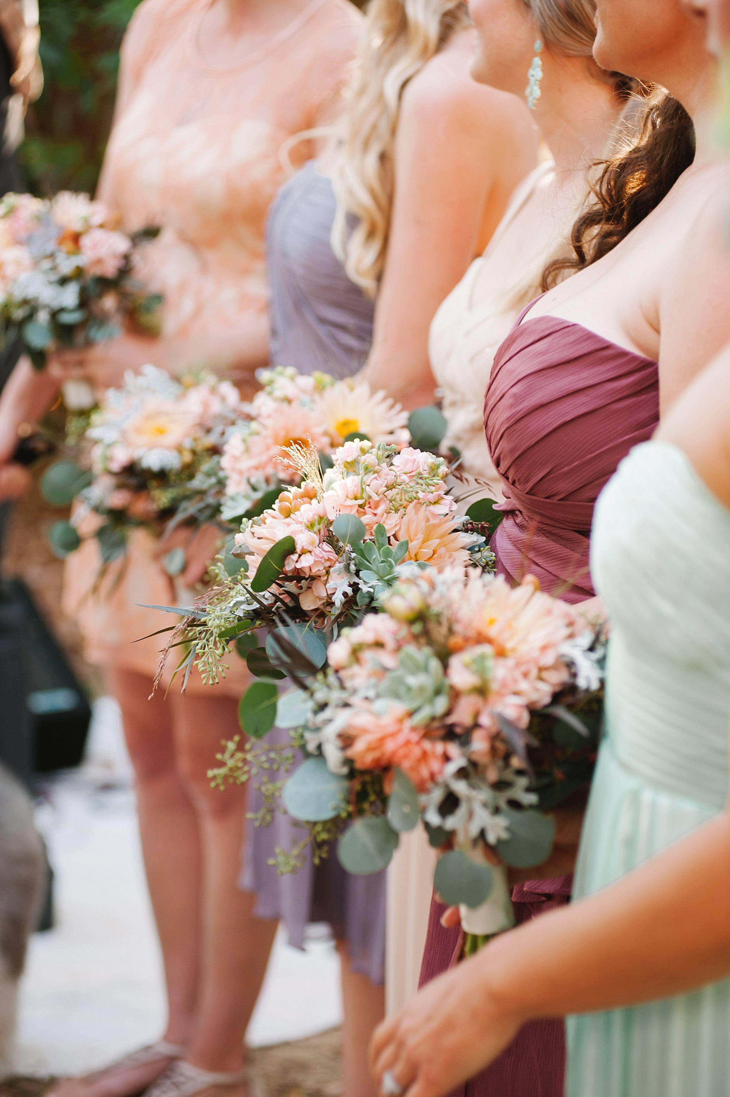 Festival Fun Barefoot Bride Floral Design