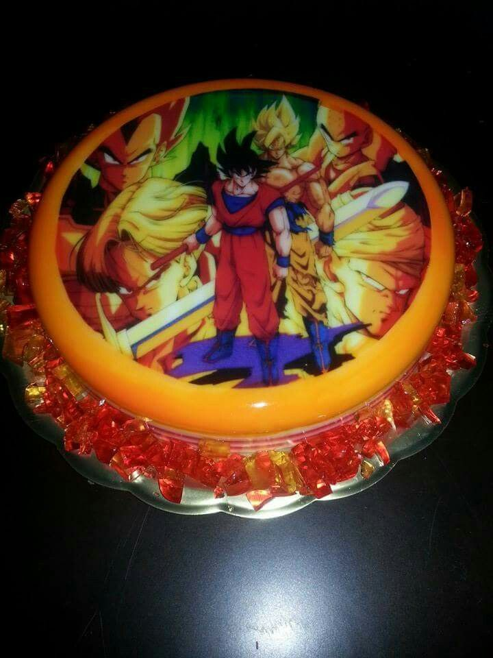 Dragon ball z gelatinas pinterest dragon ball for Decoration murale dragon ball z