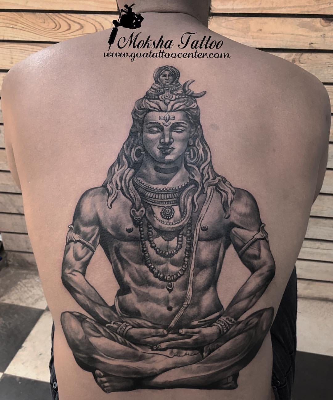 602fd3e6e 278 Likes, 11 Comments - Moksha Tattoo Studio (@mokshatattoostudiogoa) on  Instagram: