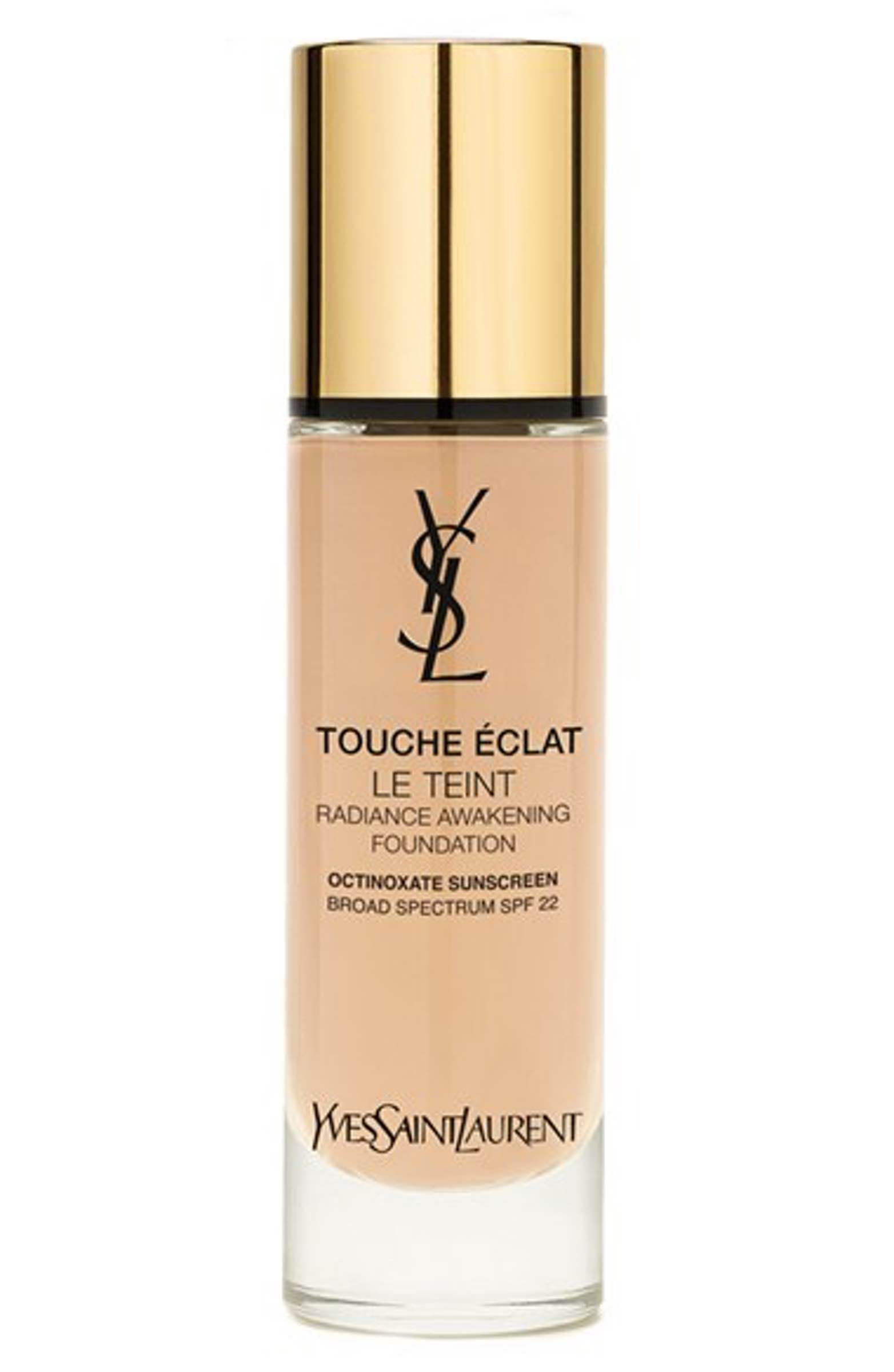 Main Image - Yves Saint Laurent Touche Éclat Le Teint Radiance Awakening Foundation SPF 22