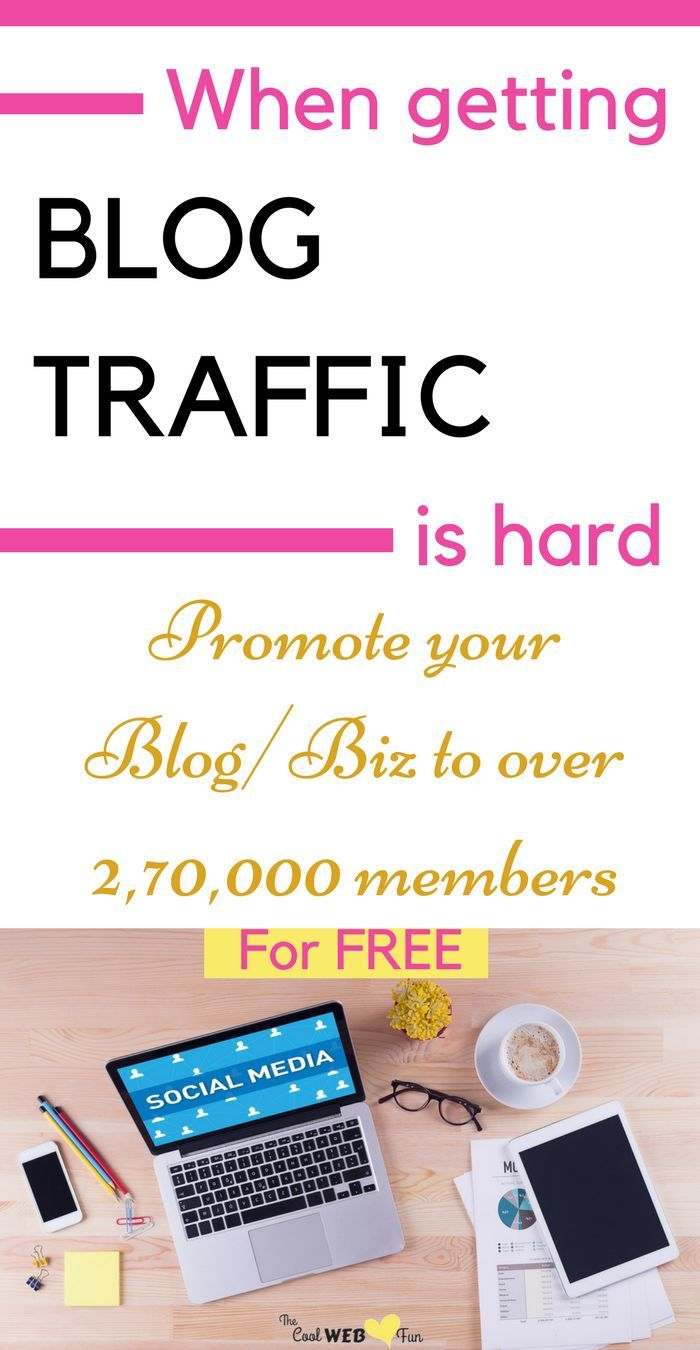 Free Website Promotion: Tips for Beginners