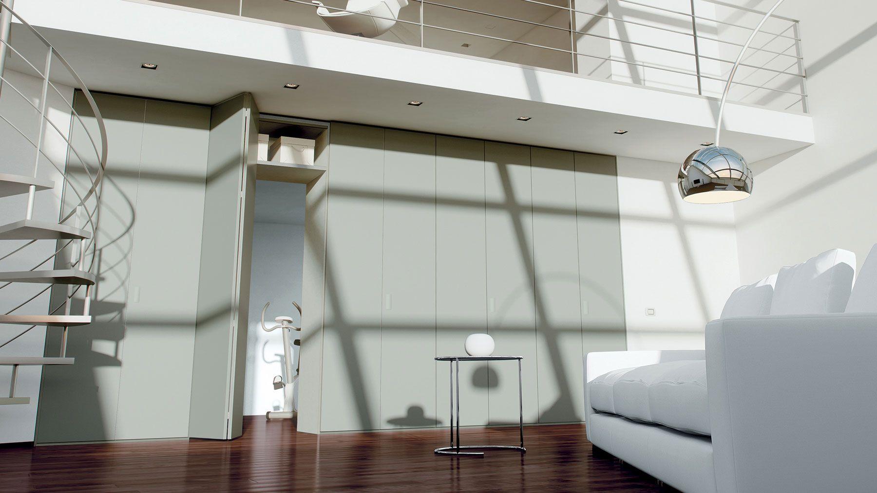 Corner cabinet, bridge wardrobe, wardrobe for attic, Lineare ...