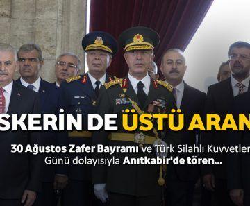 Anıtkabir'de Törene katılan Askerler de arandı | Haberhan Siyasi Güncel Haber…