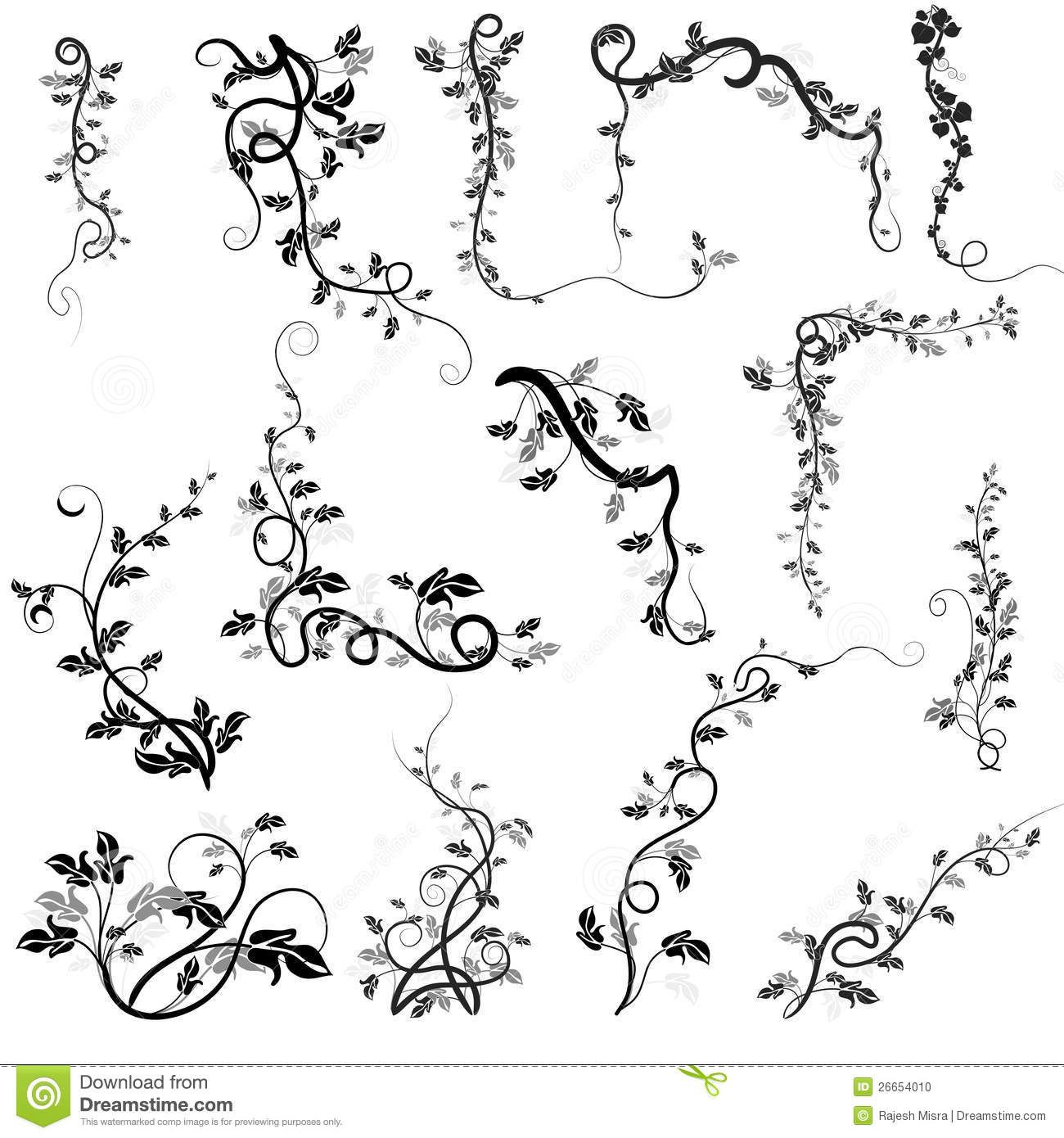 Vine Pattern New Inspiration Ideas