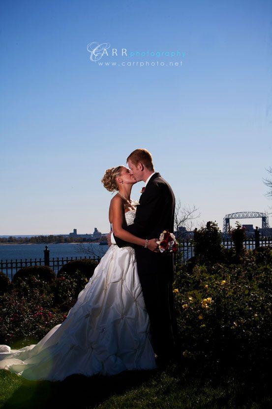 The Depot Duluth Mn Wedding Lisa Brad