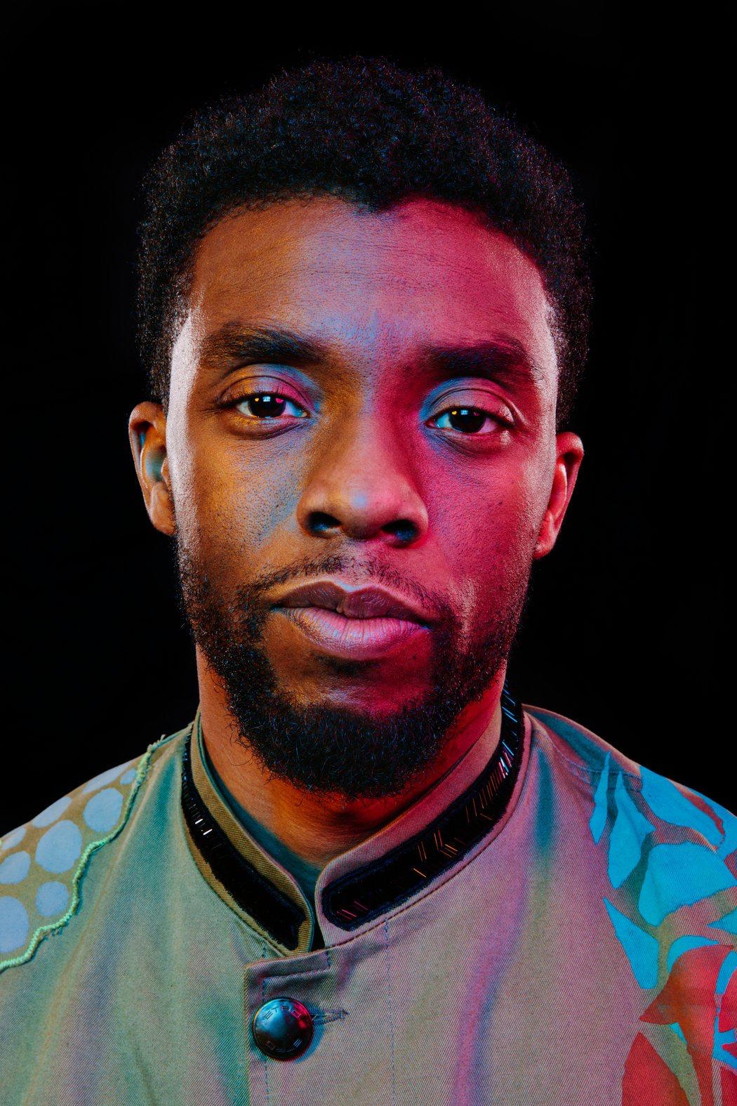 206849eed Chadwick Boseman. | Black Magic | Black panther, Black, Black is ...