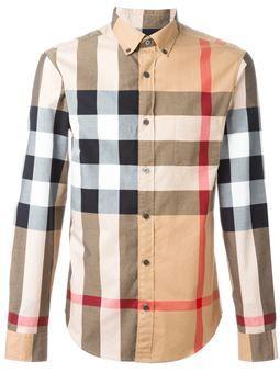 Camisas Burberry para hombre Farfetch