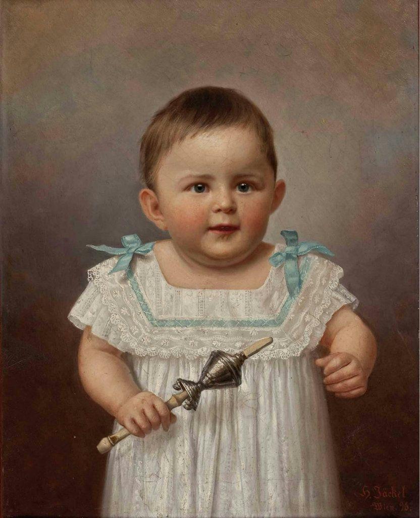 by Robert Hugo Jackel, 1896