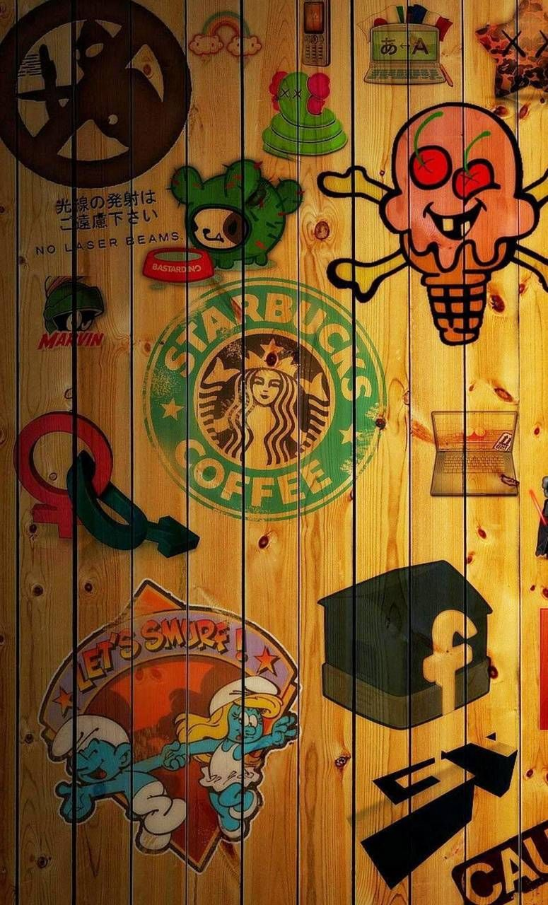 Download Logos wallpaper by timothyczech e3 Free on