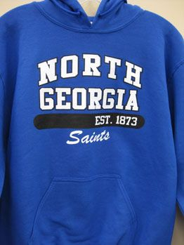 Hood North Georgia 1873 Saints | NGCSU CAMPUS CONNECTION