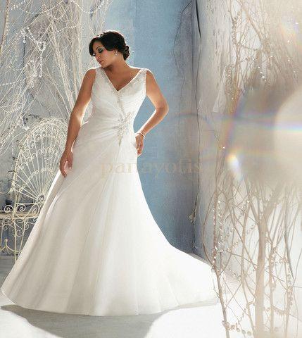 MELANIE 2014 brudekjole fra Panayotis — Panayotis — Nordens største udvalg af brudekjoler, konfirmationskjoler, festkjoler og gallakjoler på nettet