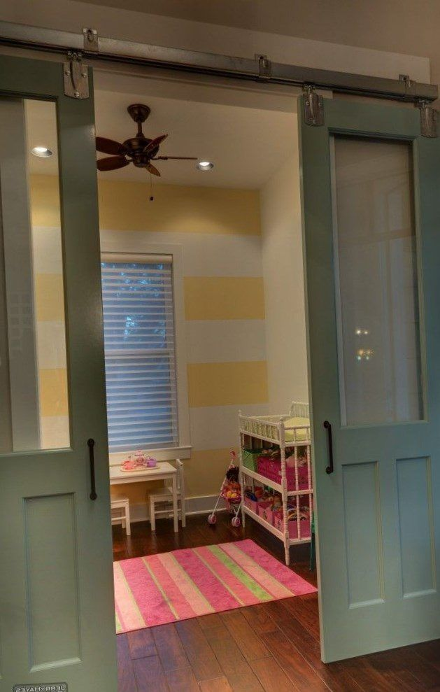 Den Doors Play Room For The Kids Home Thinking Of Converting A Dining Into Bedroom Image Jpg Spare Turned