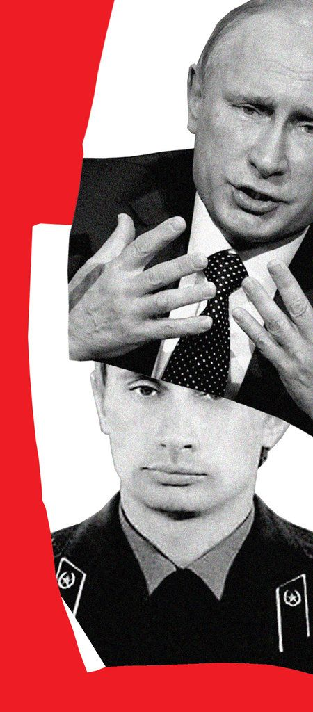 Kasparov makes his case against the Putin presidency and points to the West's role in his rule.