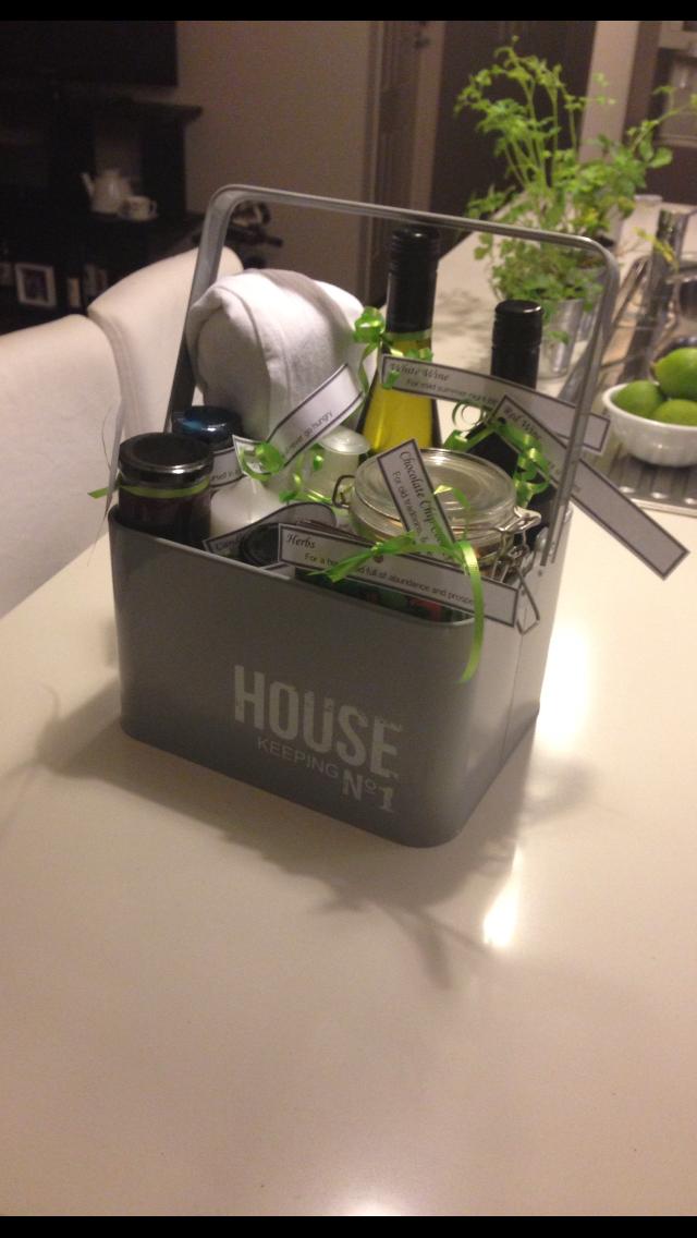 DIY - Housewarming Gift