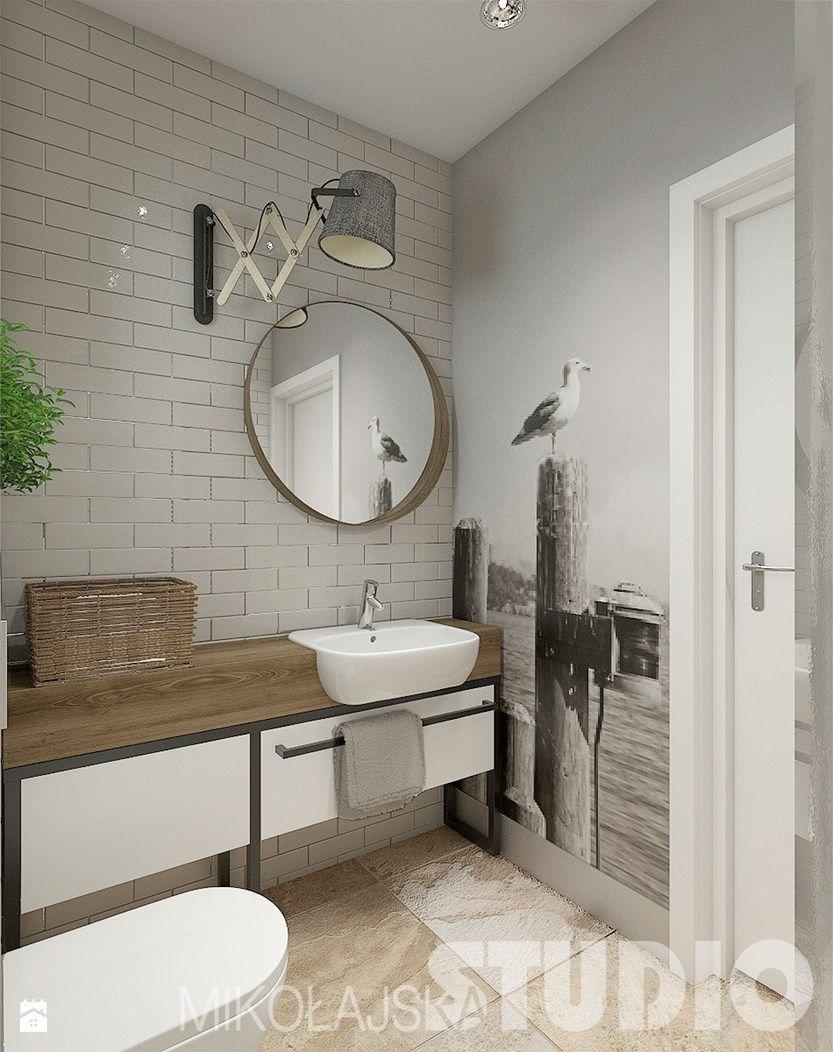 Łazienka w stylu eklektycznym - zdjęcie od ...