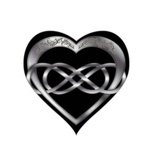 infinity heart - Google Search