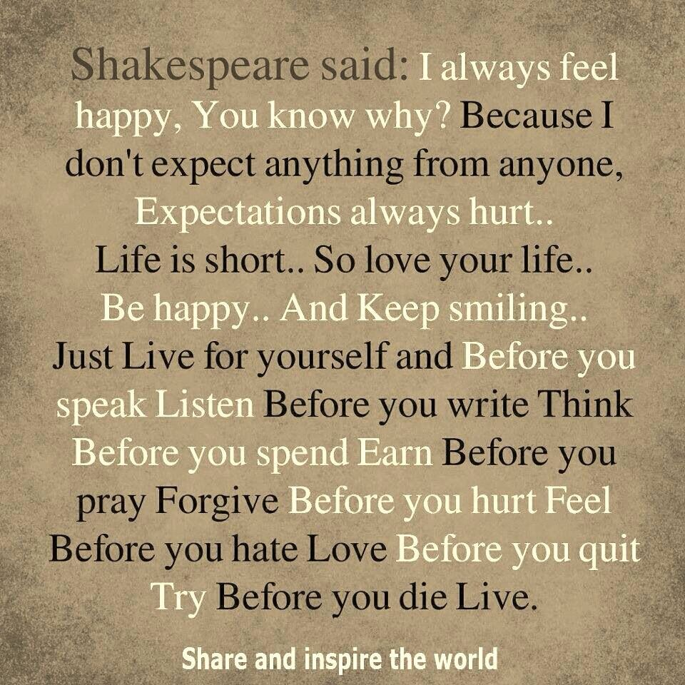 Shakespeare Life Quotes Pinkolene Copas On Quotes And Poster Sayings  Pinterest