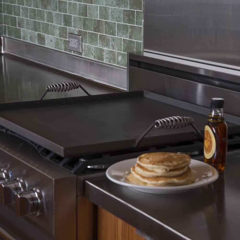 Portable Griddle Top 4 Burners Stovetop Griddle Kitchen