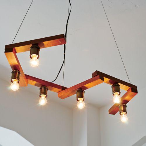 トランスフォーム ペンダントライト6灯  Transform Pendant 6 lights(18109) - リグナセレクションのライト・照明 | おしゃれ家具、インテリア通販のリグナ