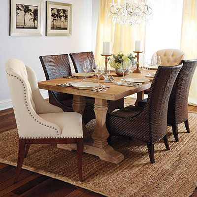 Room Tradewinds Dining Table