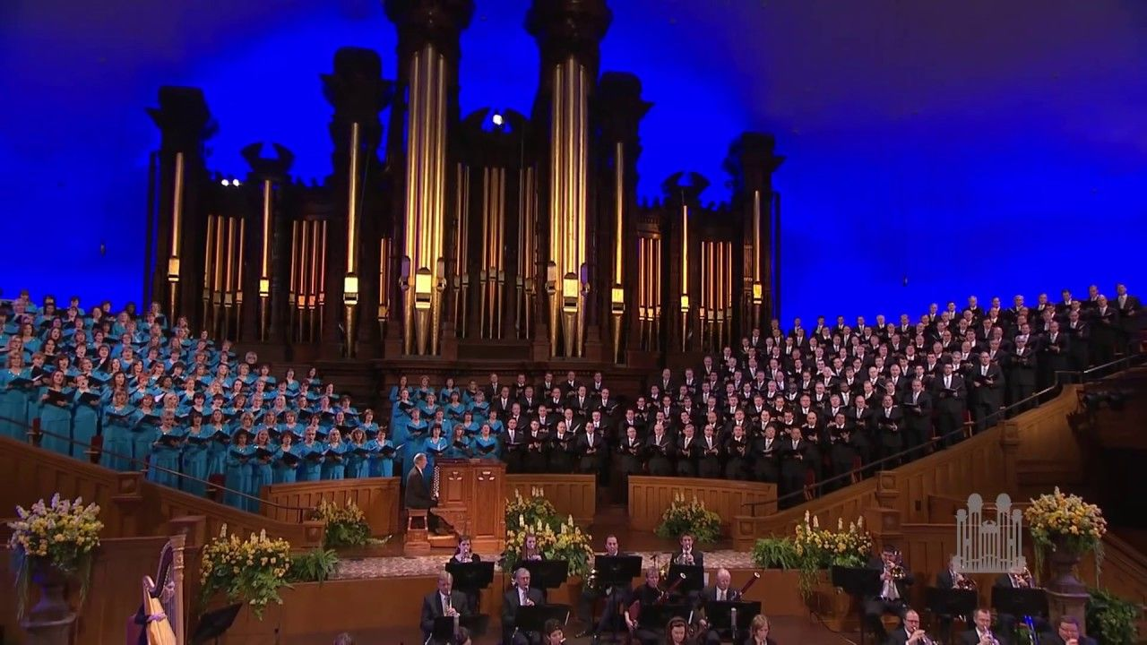 The Sound Of Music From The Sound Of Music Mormon Tabernacle Choir Tabernacle Choir Sound Of Music Lds Music